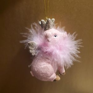 🎄When Pigs Fly Ornament